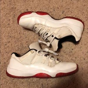 Jordan 11 Cherry Bottom